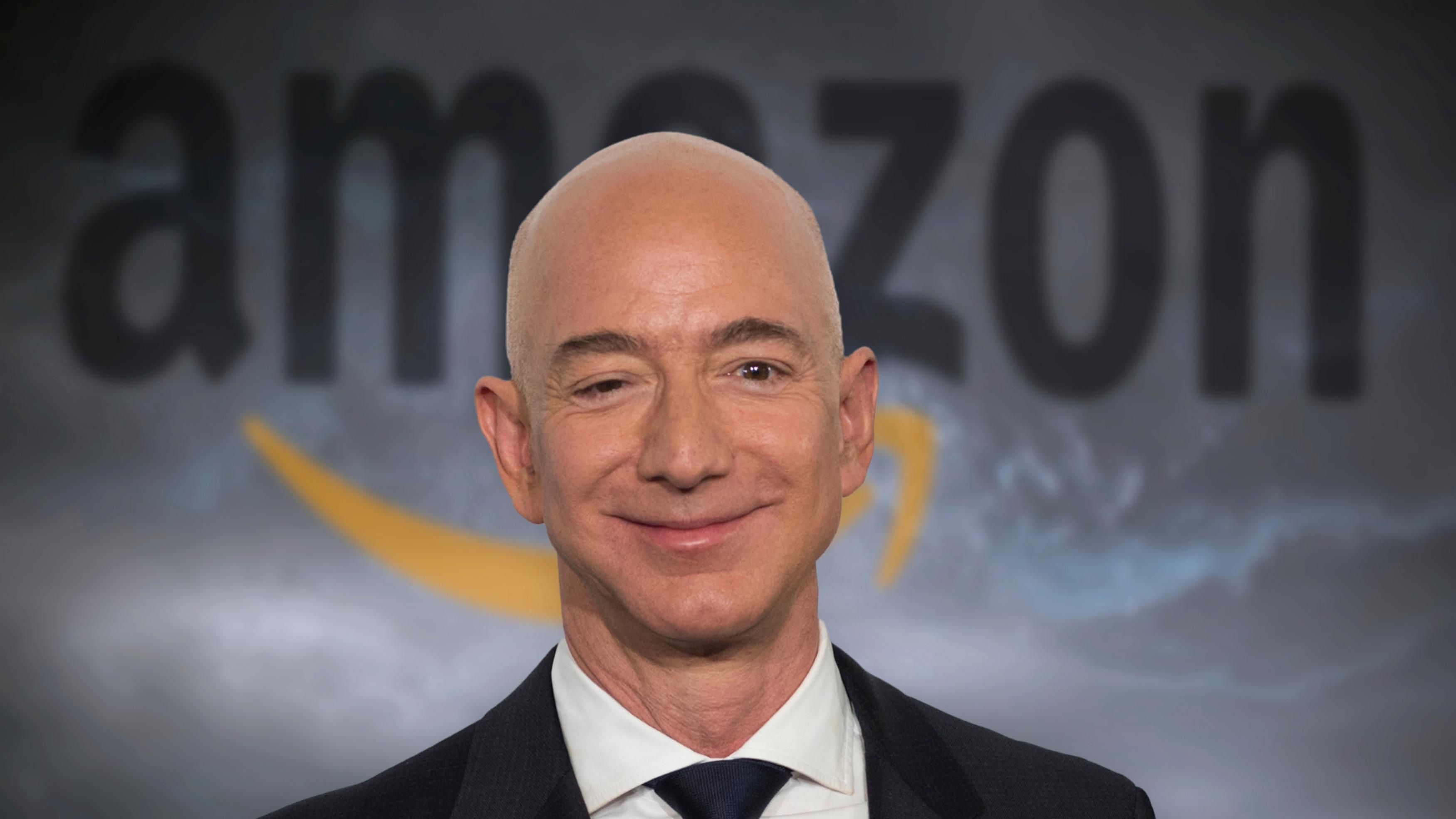 The Jeff <b>Bezos</b> trait...