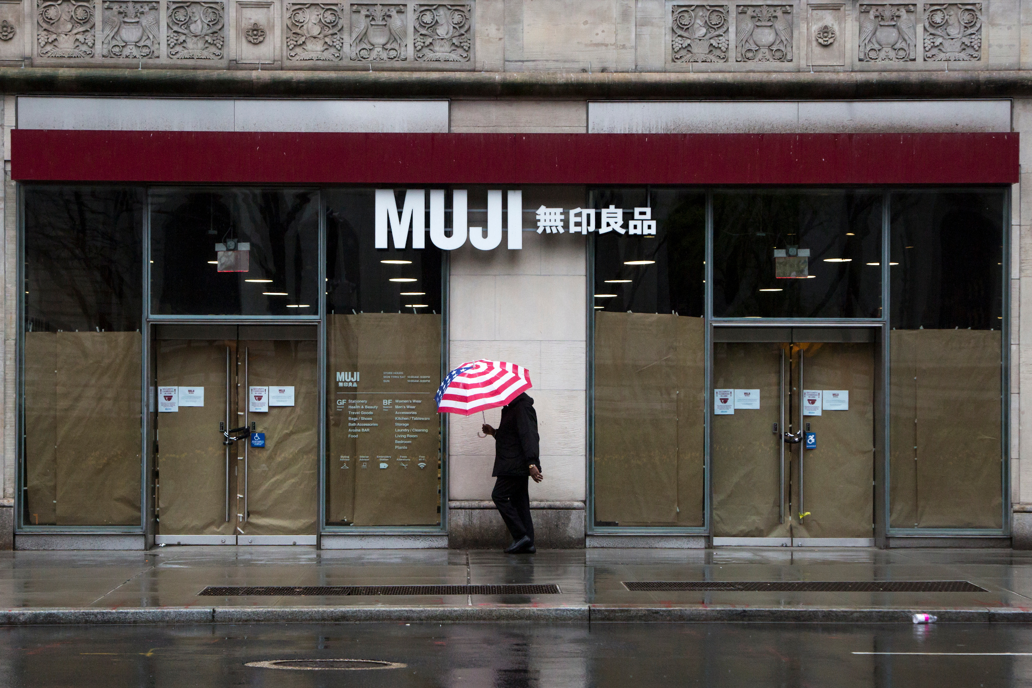 Virus Hit Muji Usa Files For Bankruptcy Protection 64m In Debt Nikkei Asia