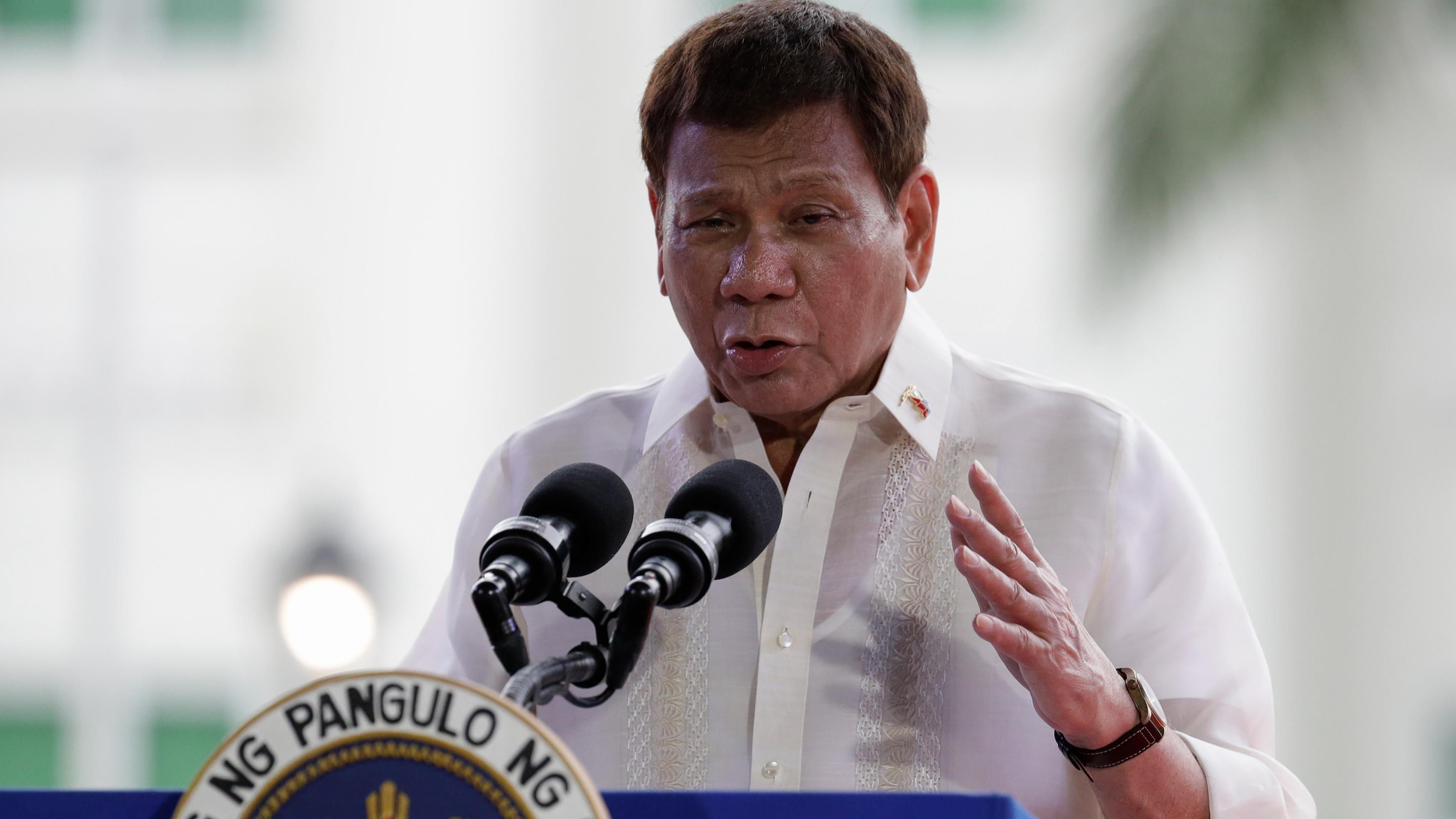 Rodrigo Duterte tops poll to be next Philippine vice president - Nikkei Asia