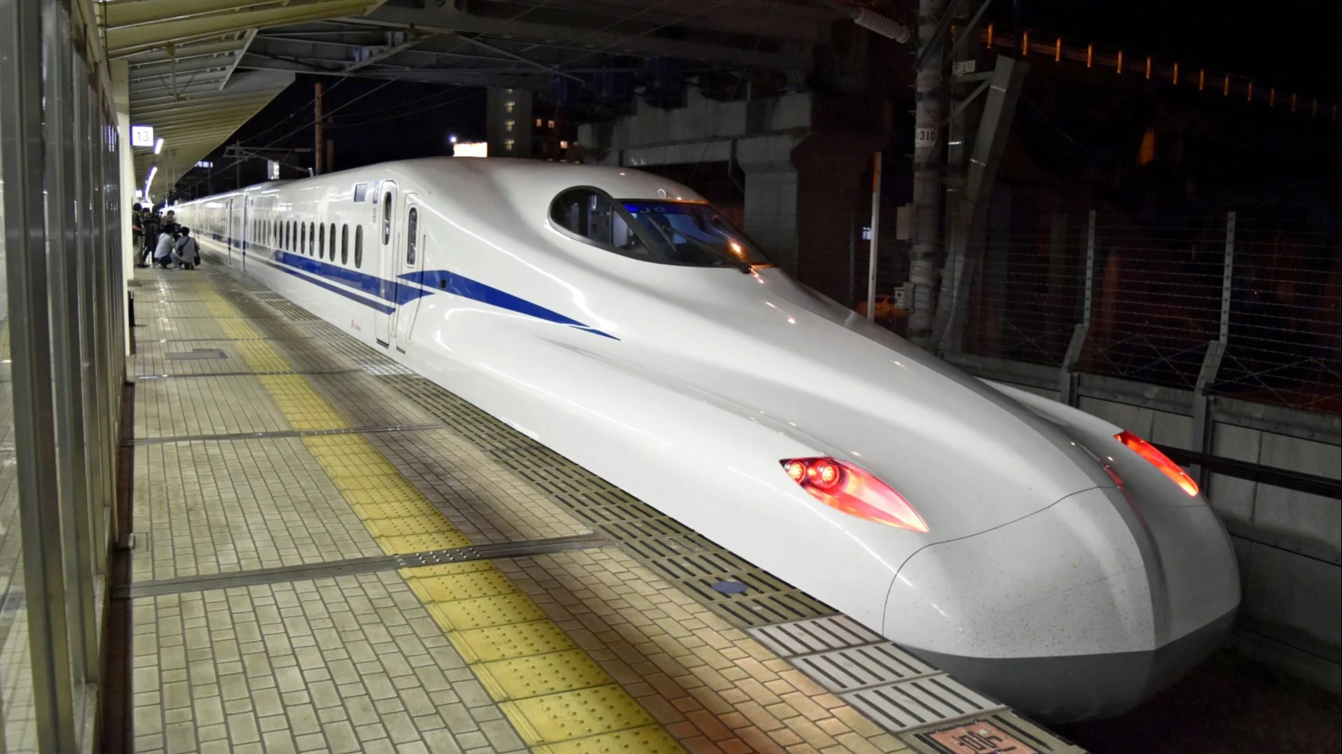 Japan's 'supreme' bullet train aims to impress Texas with speed - Nikkei  Asian Review