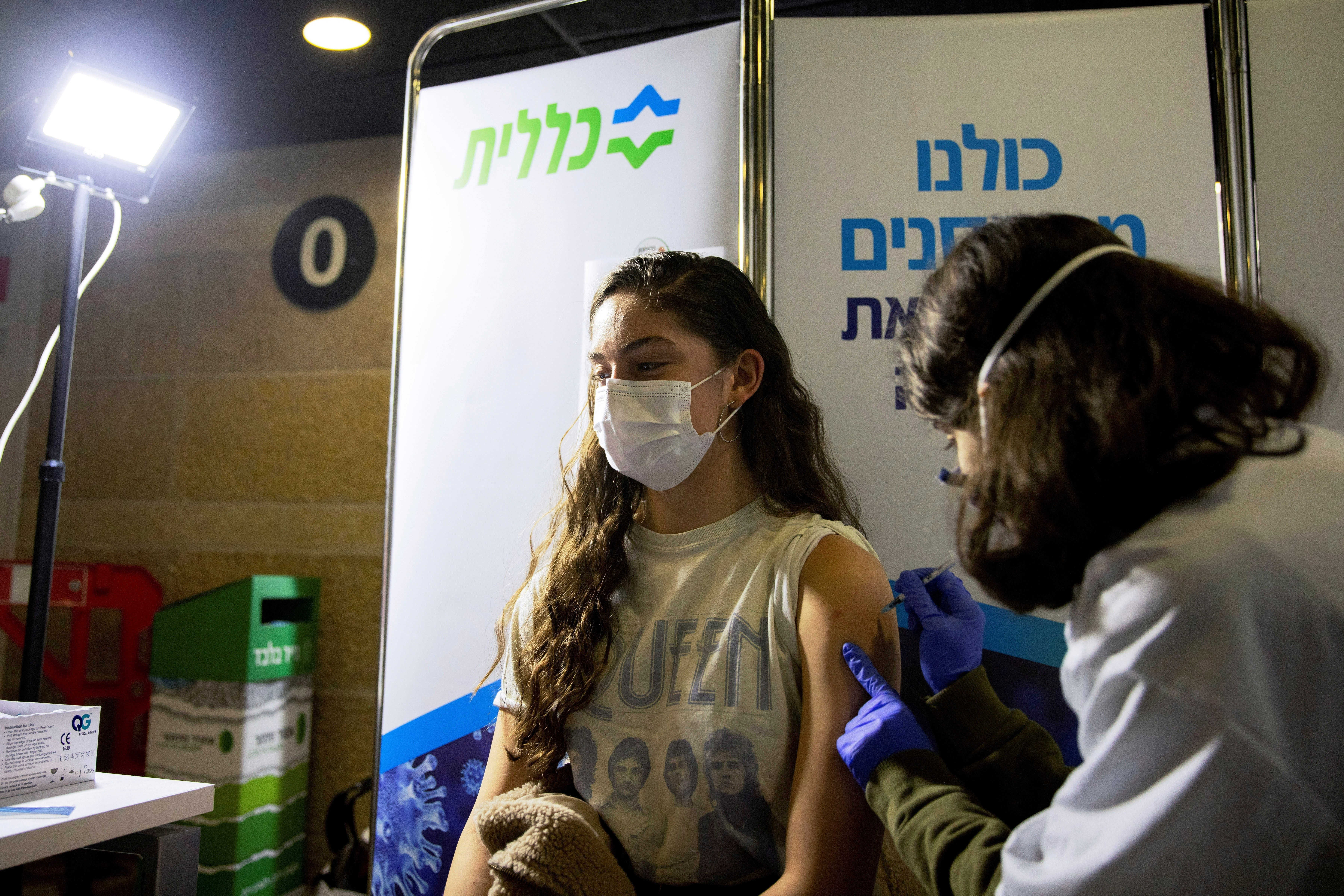 Israel Sees Big Drop In Covid Cases Among Vaccinated Nikkei Asia
