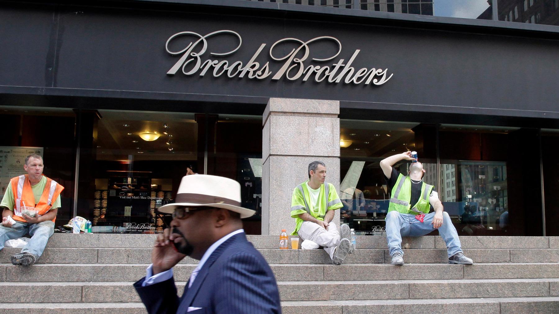 nikkei.com - Staff Writer - Coronavirus latest: Brooks Brothers files for bankruptcy