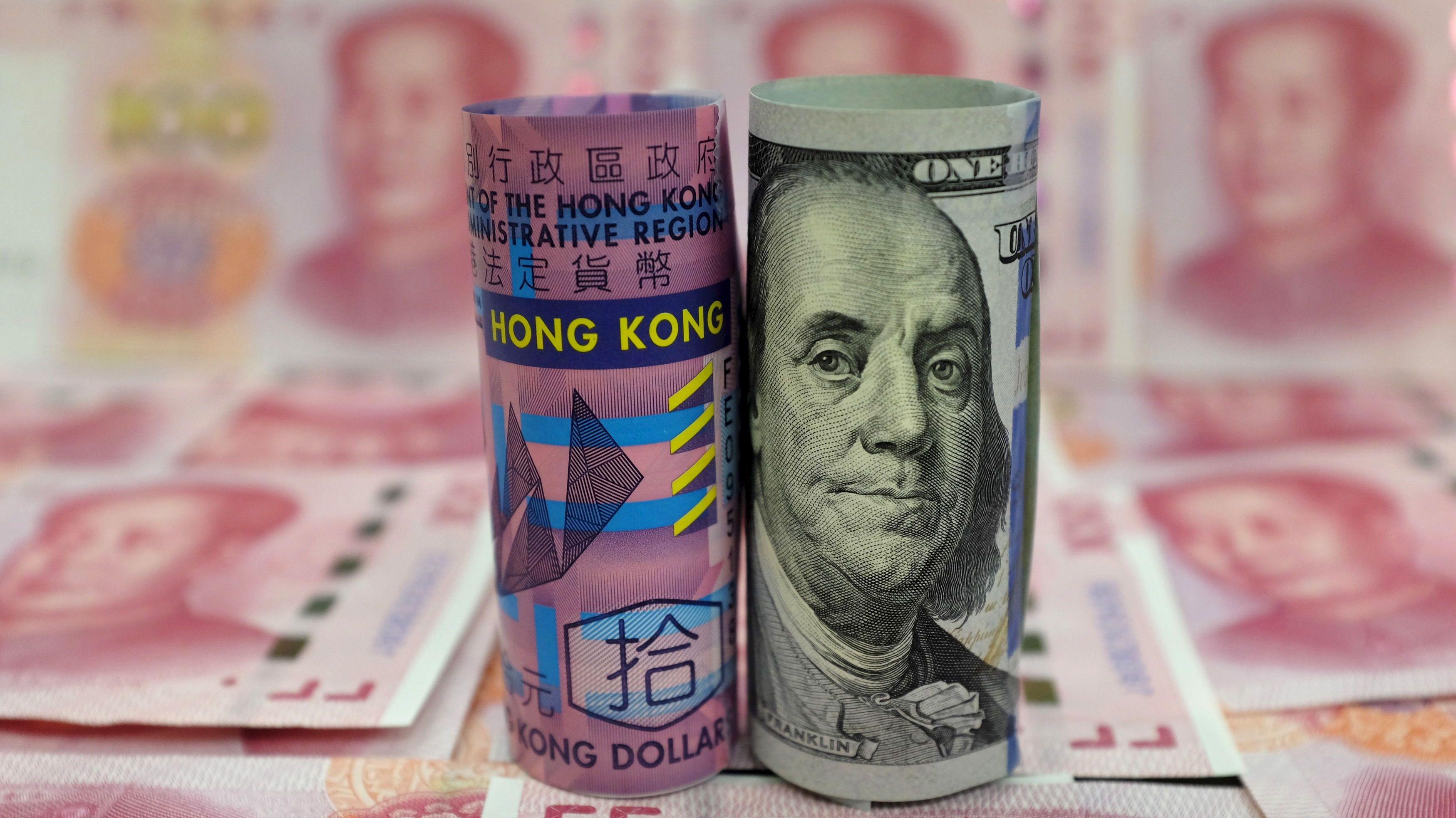 Time To Scrap Hong Kongs Currency Peg