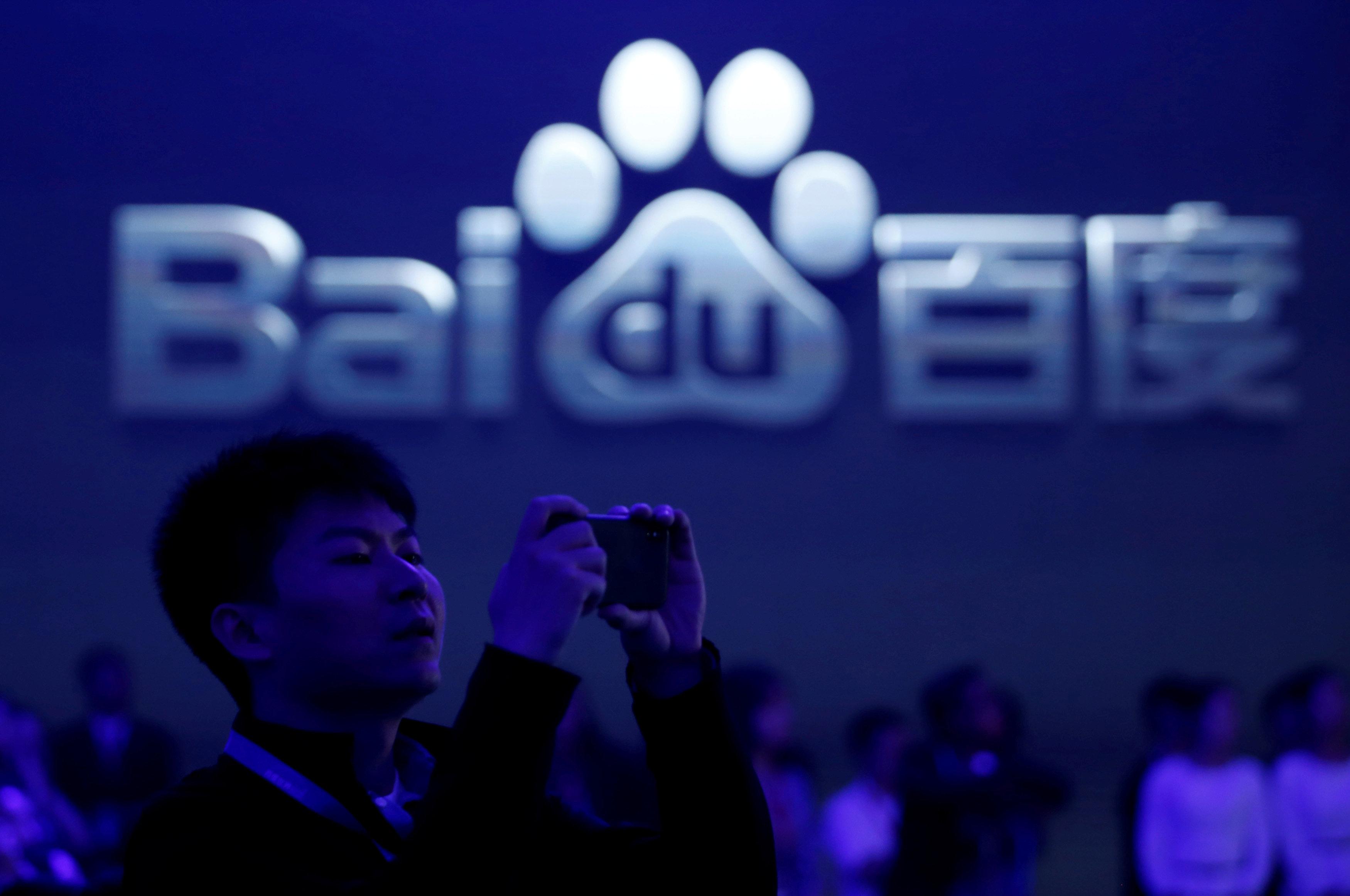 Baidu risks losing China 'Big Three' status after bad