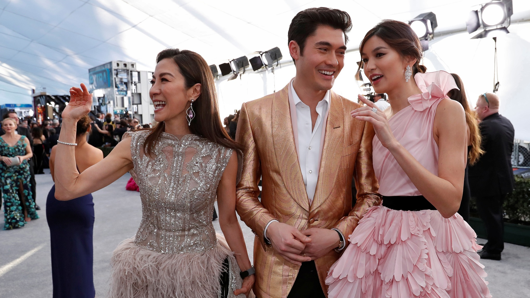 Crazy Rich Asians Fans Have To Wait A Few Years For Sequel Nikkei Asia