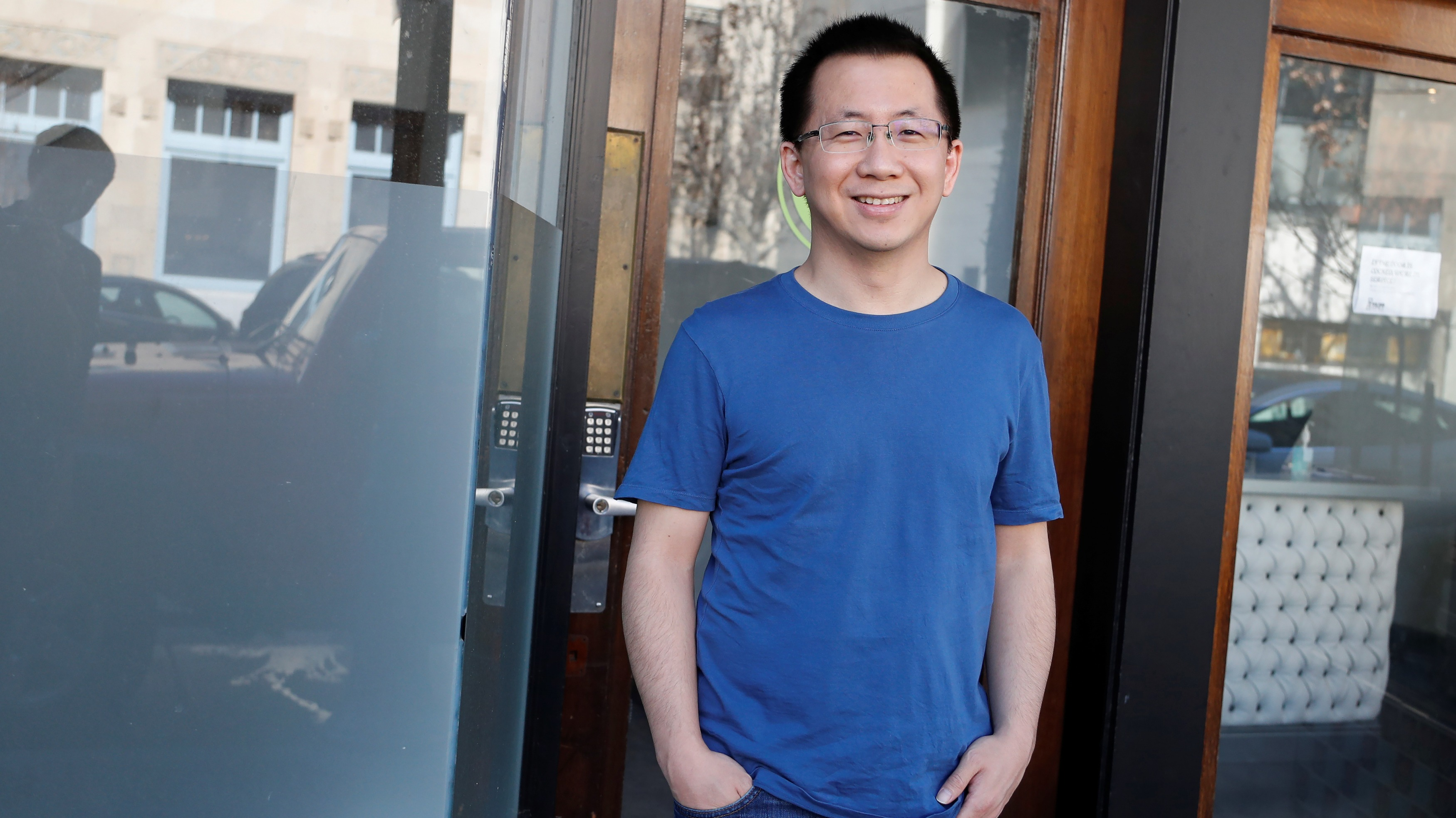 ByteDance co-founder Zhang Yiming to hand over CEO role - Nikkei Asia