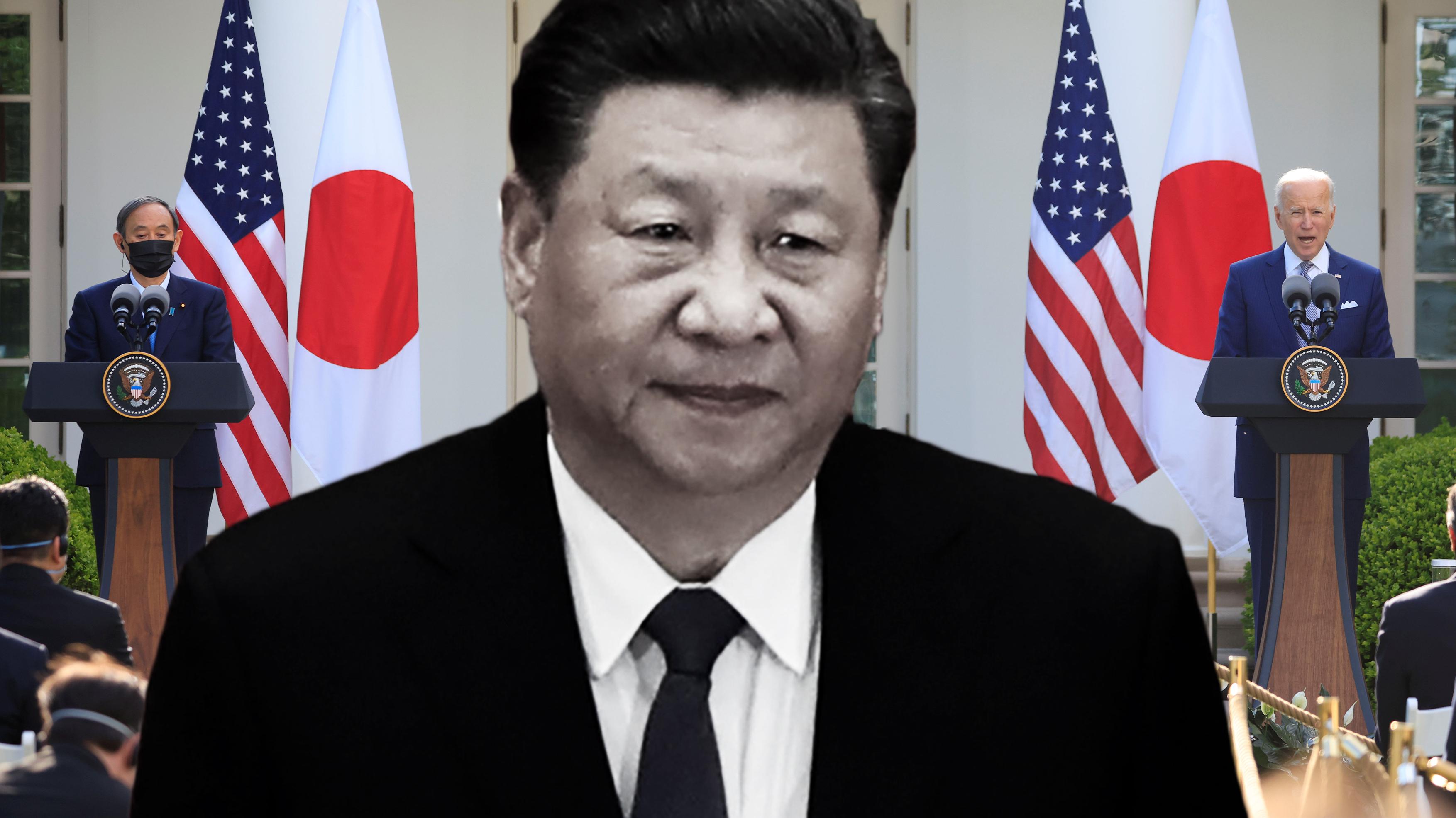 China hits back at Japan-US statement that names Taiwan