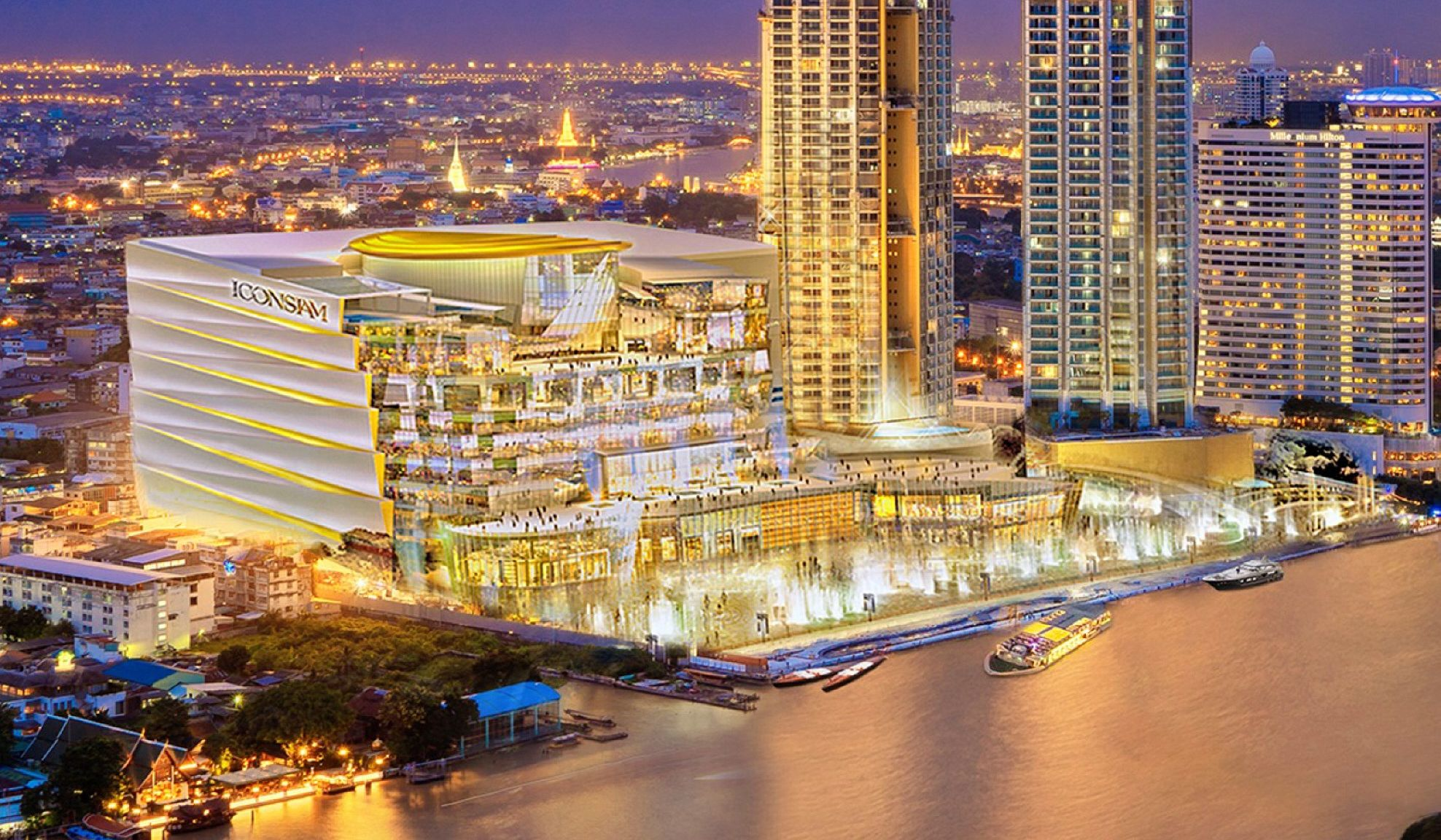 Thailand S Biggest Shopping Mall Set To Open In Bangkok Nikkei Asia