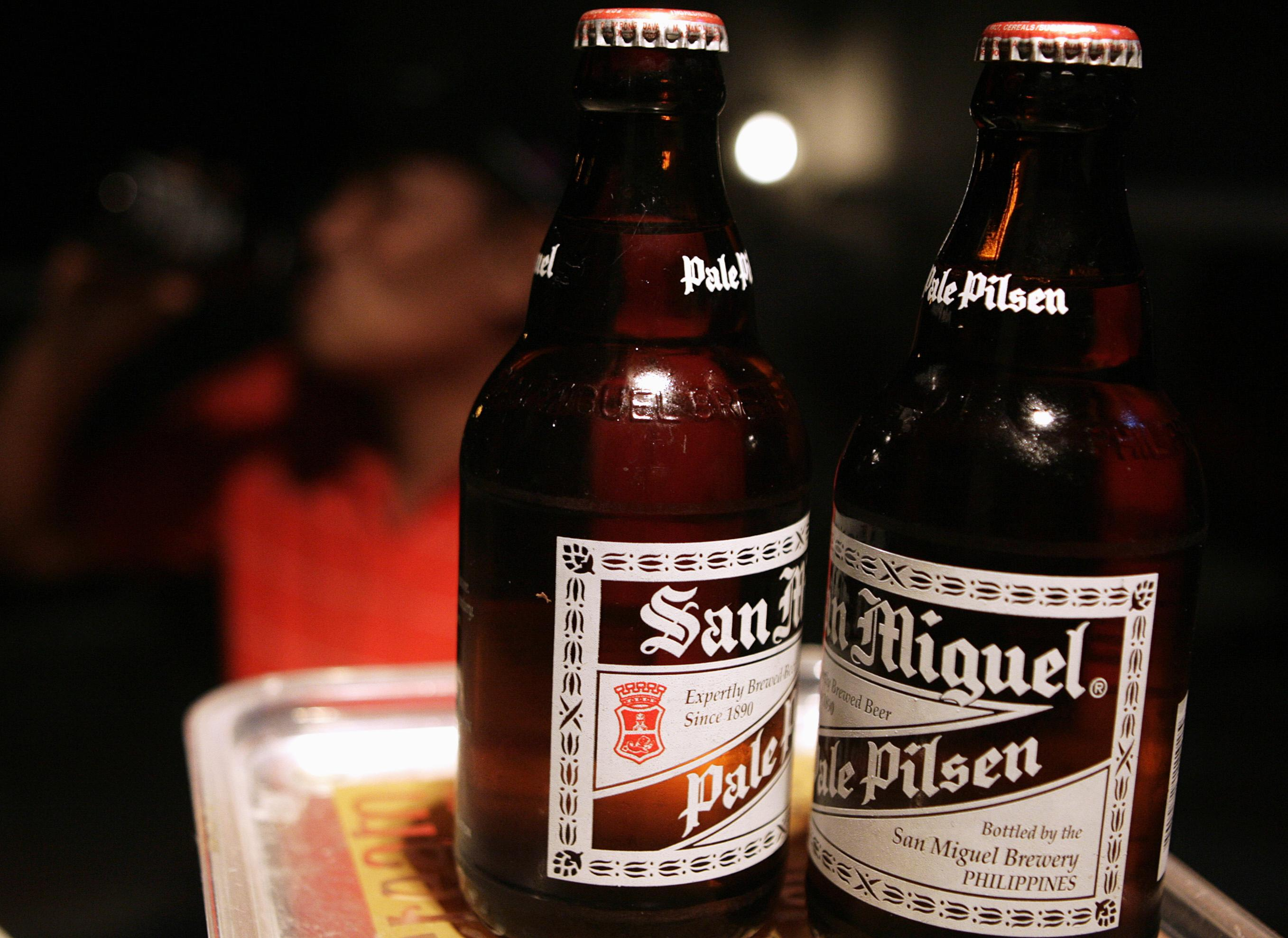 San Miguels join forces to expand beer brand - Nikkei Asian Review