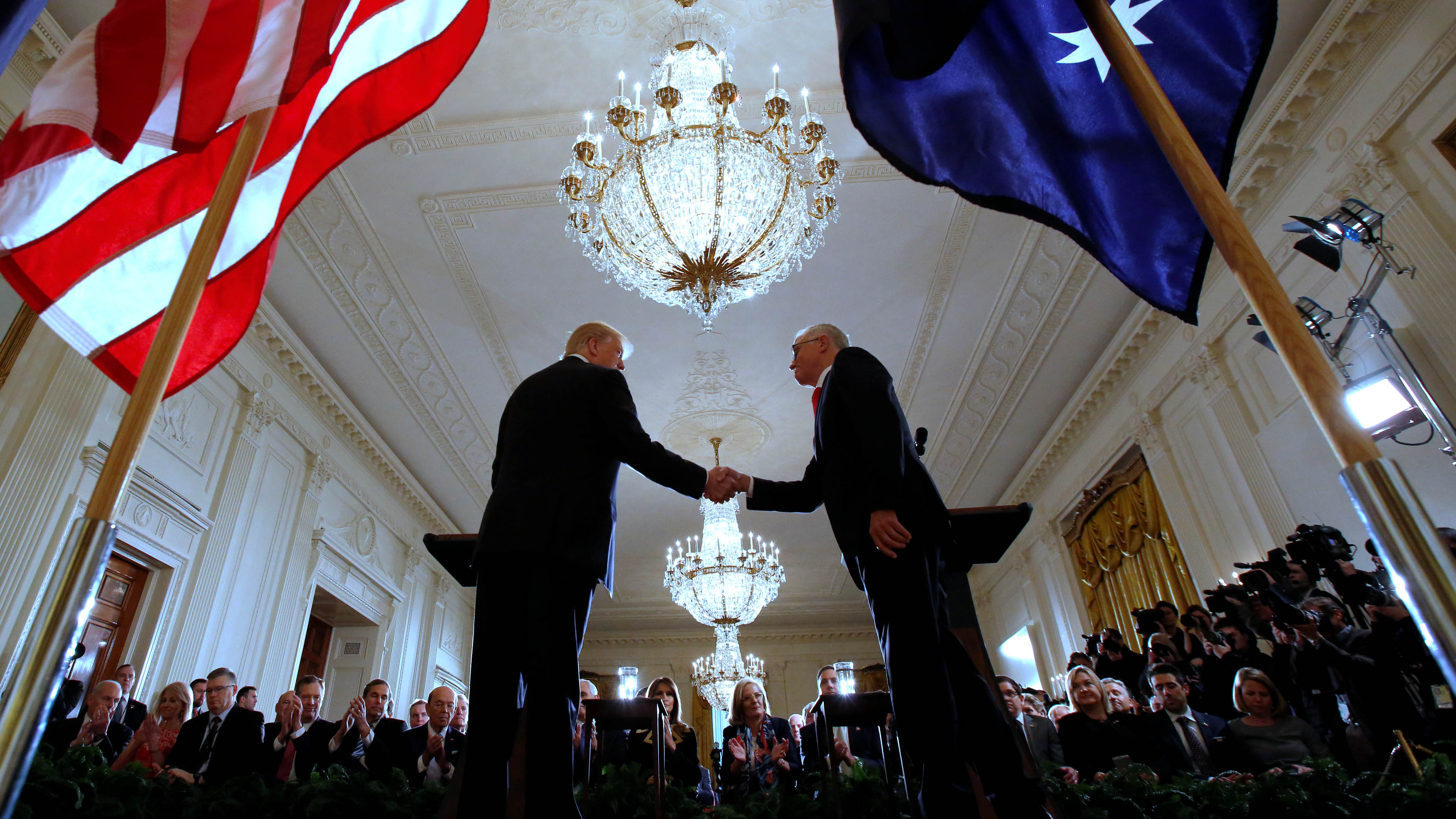 0754b7845aa7 Identity crisis  Australia seeks new allies amid US-China rivalry - Nikkei  Asian Review