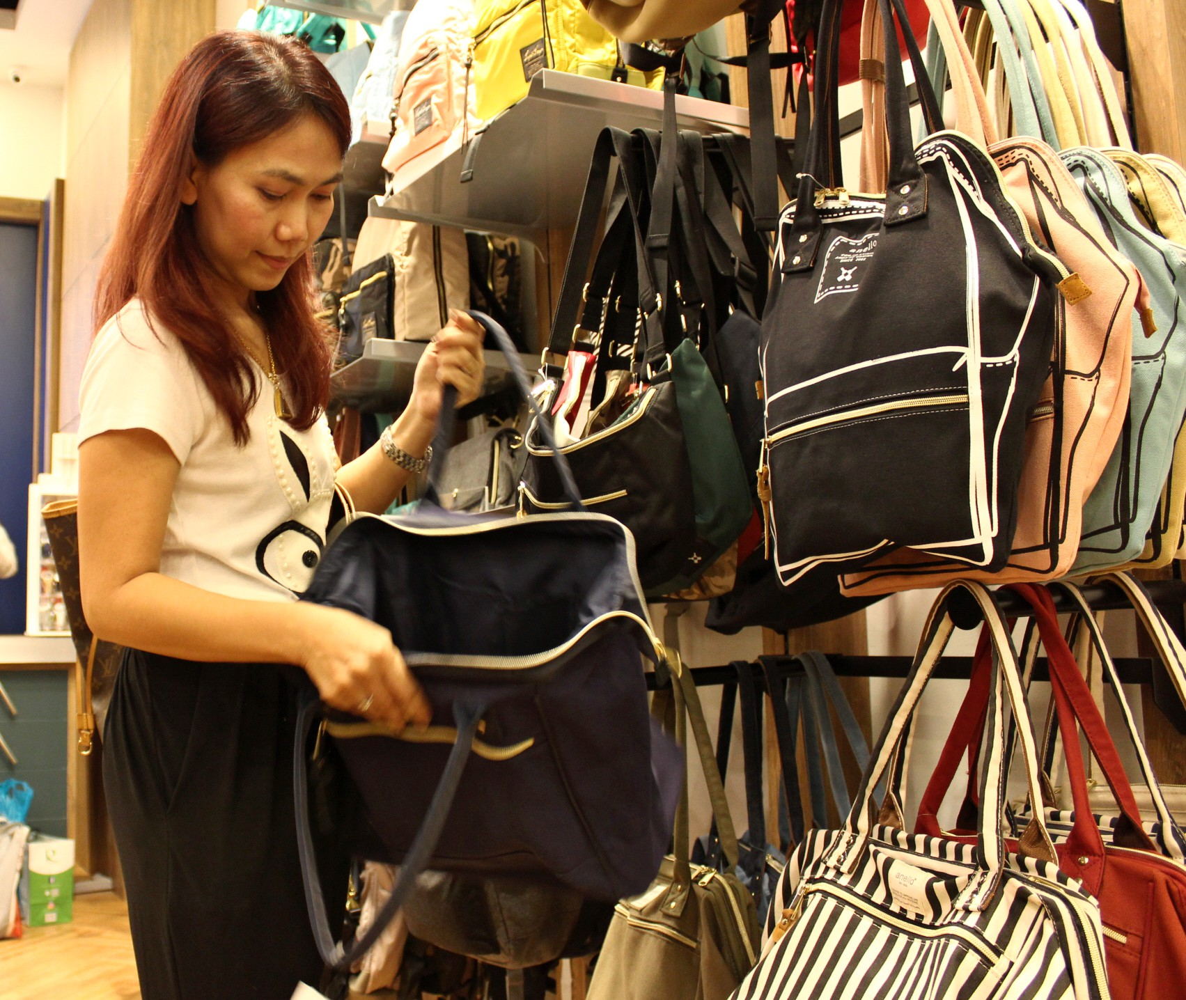 Japanese bags a new trend in Bangkok - Nikkei Asian Review 90159cc6cd646