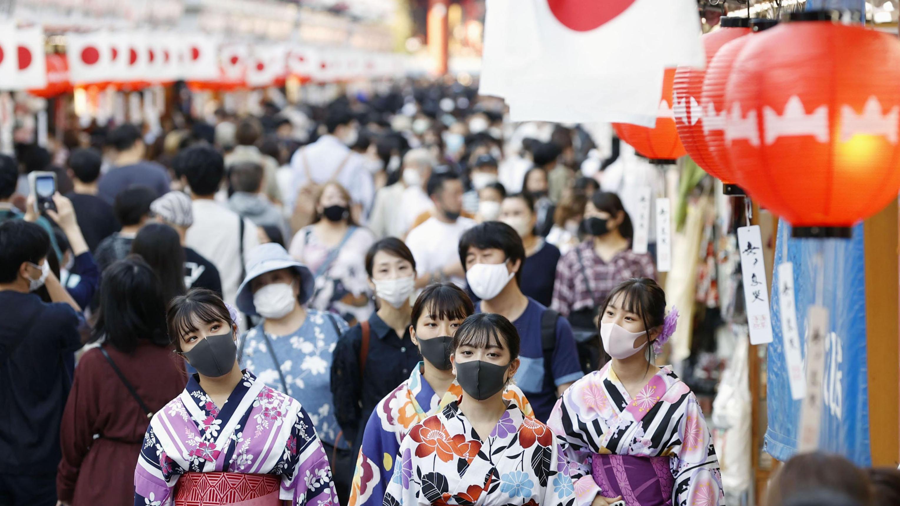 nikkei.com - ERI SUGIURA - Tokyo residents become eligible for $12.3b Go To Travel subsidies