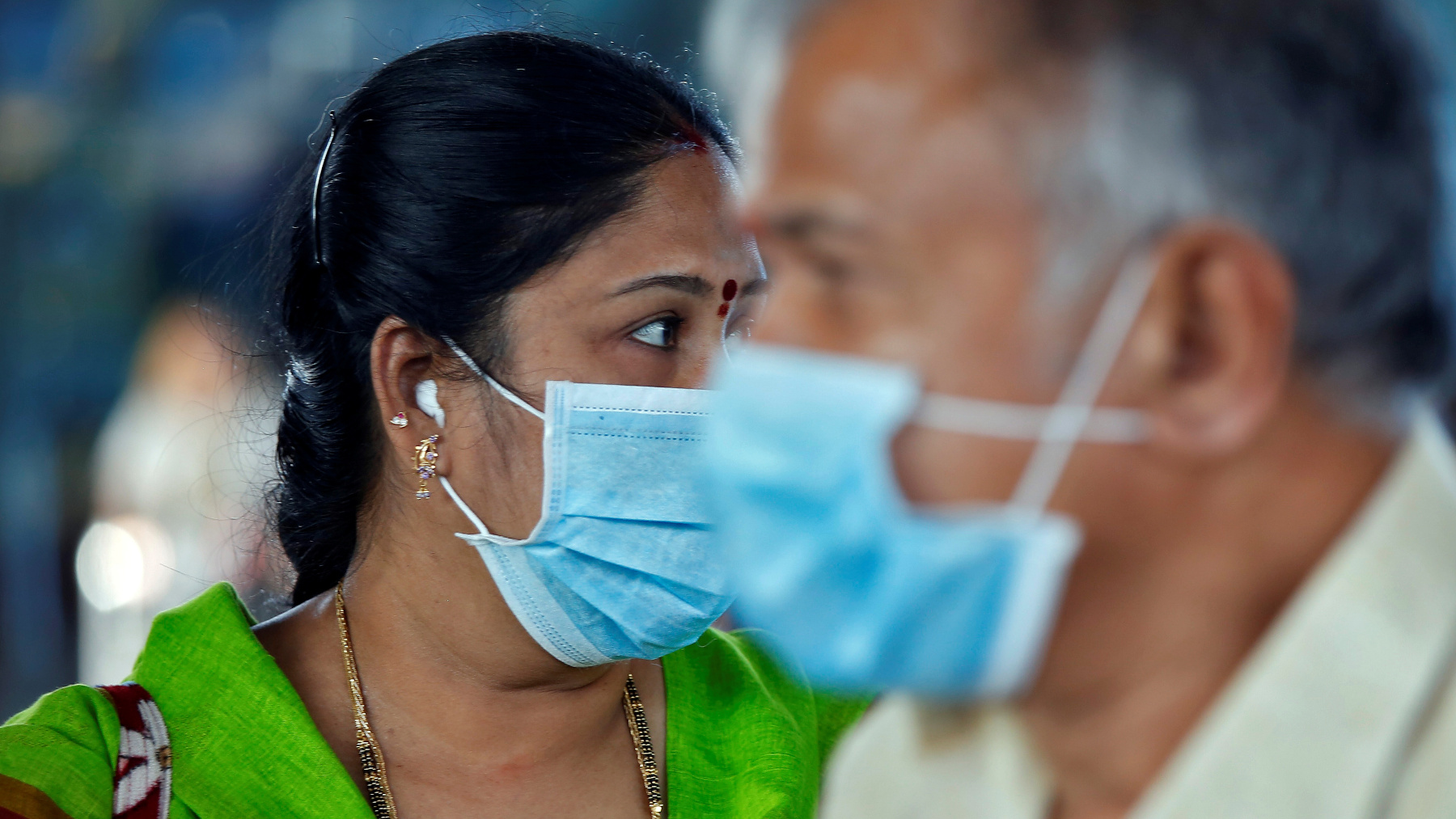 India bans export of protective masks and clothing - Nikkei Asia