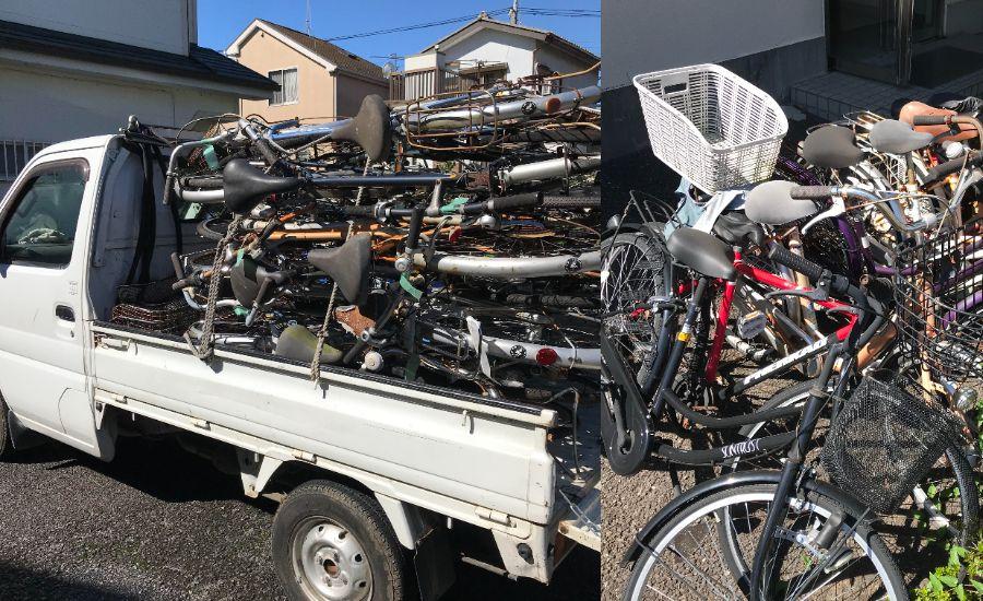 不動産経営者ならではの着眼点!実は相性のいい「放置自転車の回収業」を買収~感謝のサイクルが生まれるビジネス~