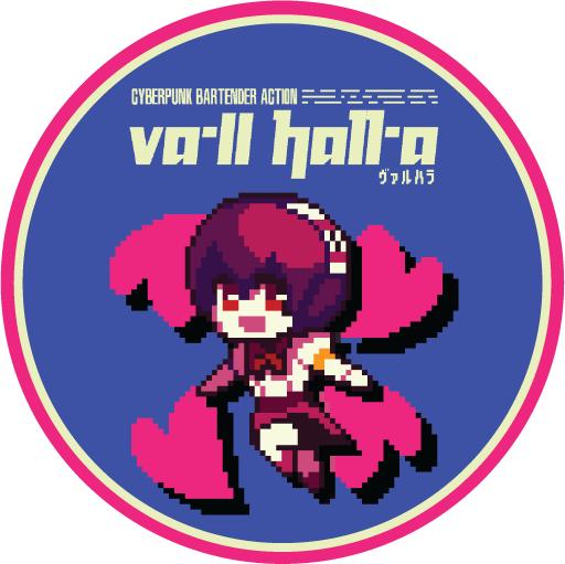 VA-11 Hall-A ヴァルハラ 日本語版