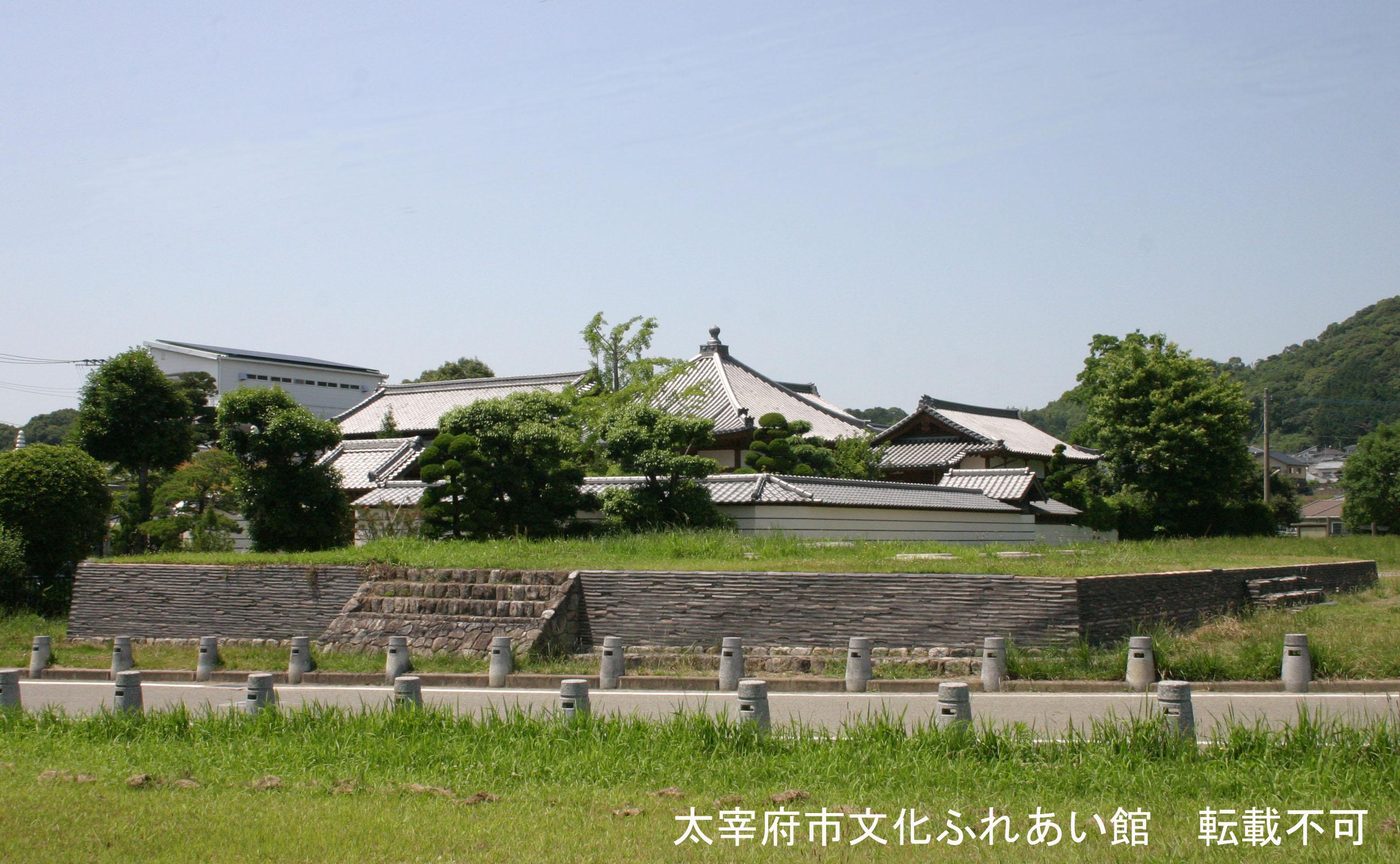 筑前国分寺跡
