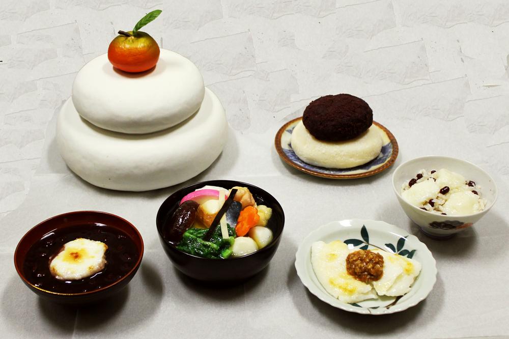 太宰府のいろいろな正月料理