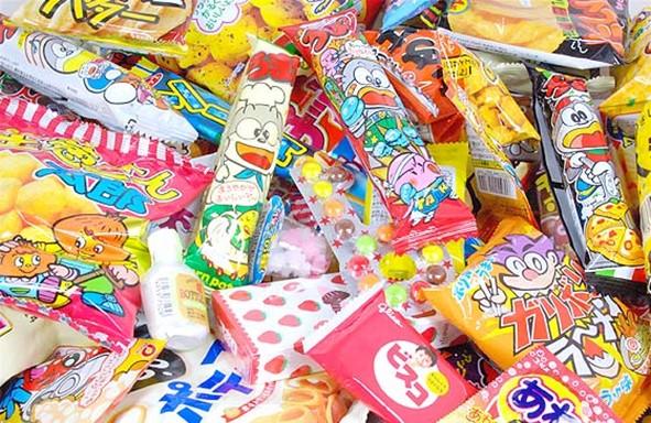 お楽しみ駄菓子セット【1日目用】