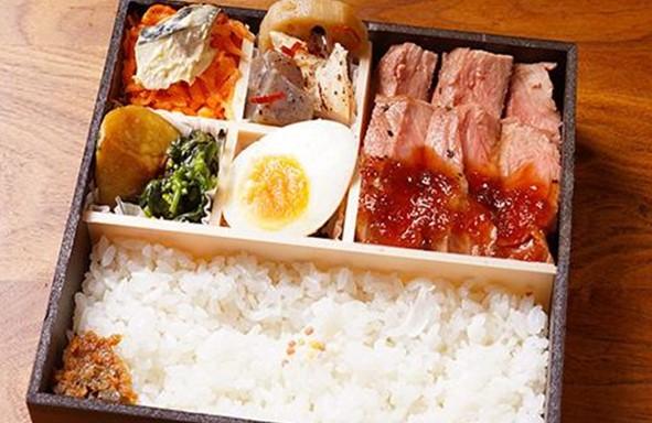 牛サーロインステーキ弁当【4日目用】