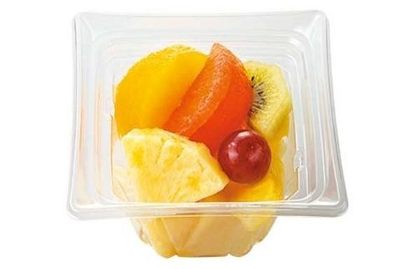 ビタミン摂取 カップフルーツ【2日目用】