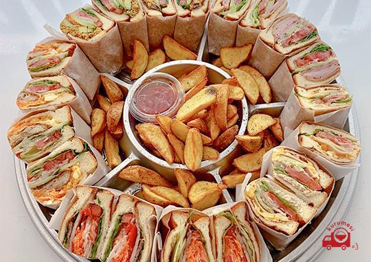 【前日用】サンドイッチセット