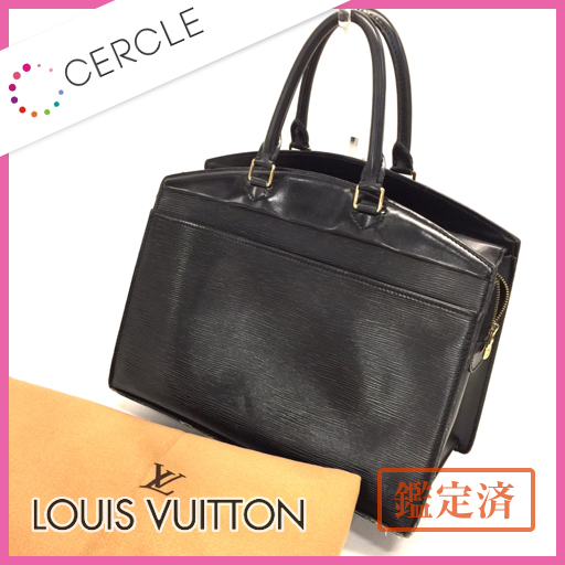 on sale 1d154 3e77d LOUIS VUITTON ルイヴィトン エピ リヴィエラ ハンドバッグ ...