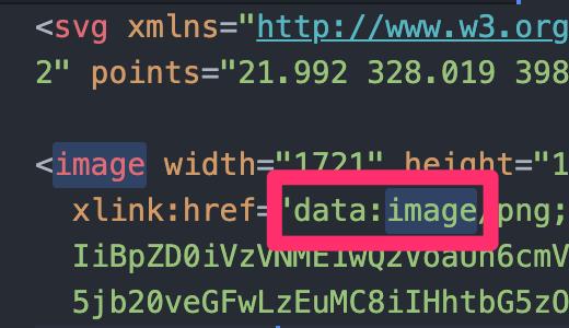 xlink:href属性の値を書き換える