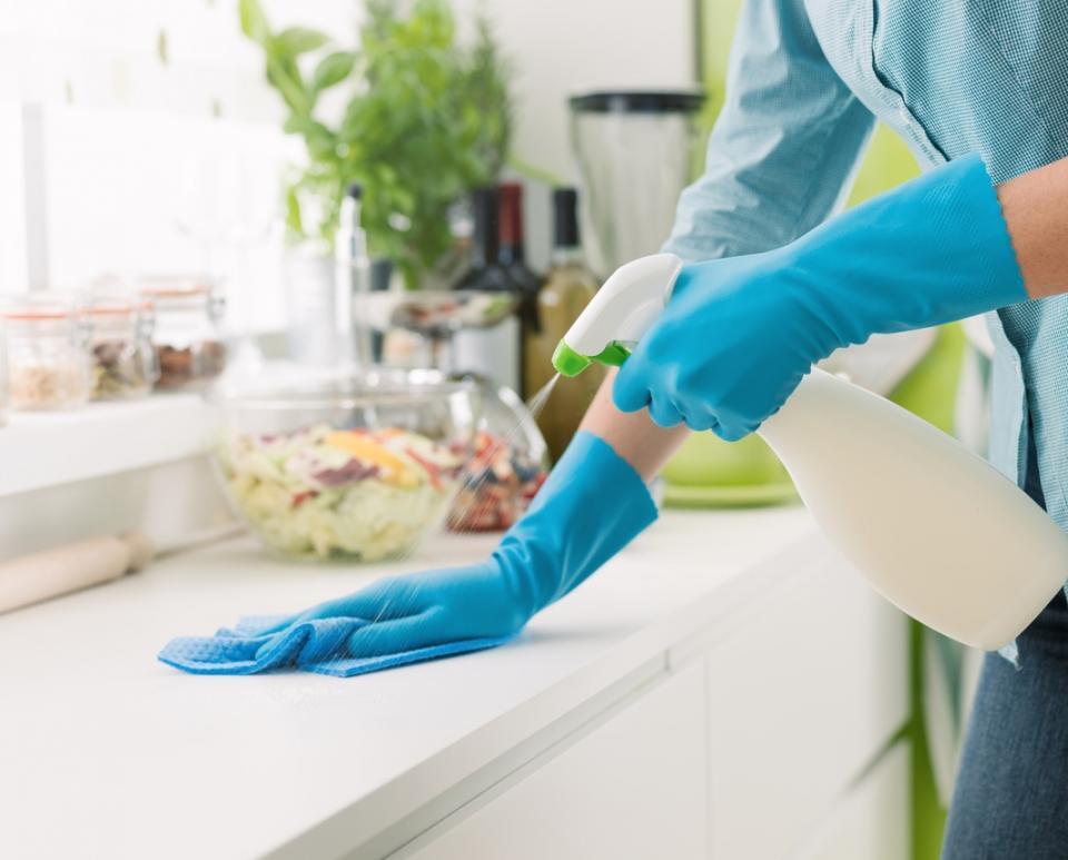 購買居家清潔服務