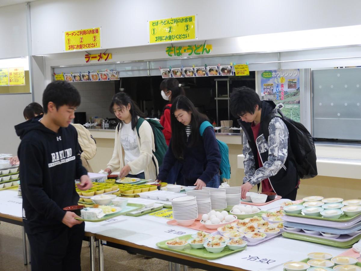 春の食生活改善運動 ワンコイン (100円)朝食週間を実施