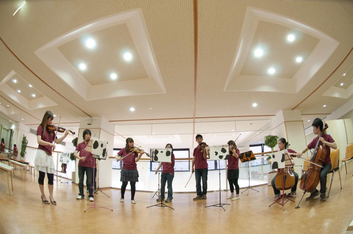 室内楽団サークル