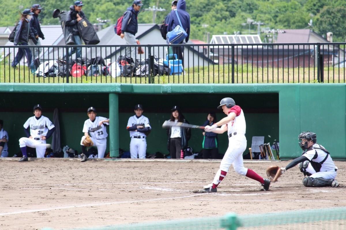準硬式野球部