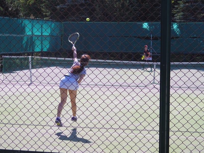 硬式テニス部