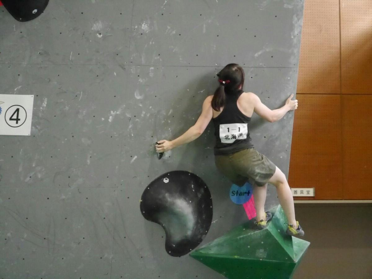 獣医学類6年の加藤里佳さんが山岳競技で国体出場!