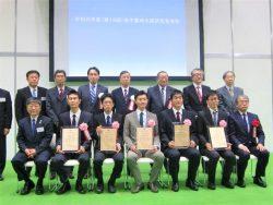 本学 獣医学類 臼井優准教授が「若手農林水産研究者表彰」を受賞