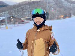 TVhテレビ北海道「夢へチャレンジ」出演!フリースタイル・モーグル全日本代表の小山貴史選手(循環学類3年)