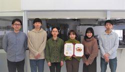 食と健康学類管理栄養士コースの学生が「第5回郷土料理コンテスト2020」でニューテイスト賞を受賞!