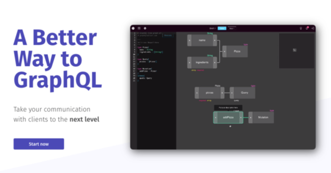 GUIでGraphQLスキーマを作成できるIDE「GraphQL Editor」