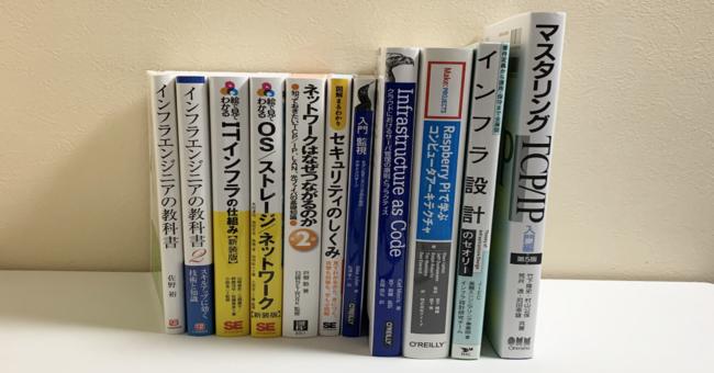 インフラ未経験の私が内定から入社までに読んだ技術書11冊 | Developers.IO