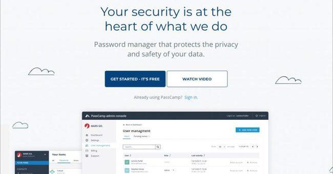 安全にチームのパスワードを管理できる「PassCamp」を使ってみた | AnyPicks magazine