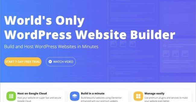 サイト名を入れるだけでWordpressを公開できる「10Web」とは? | AnyPicks magazine