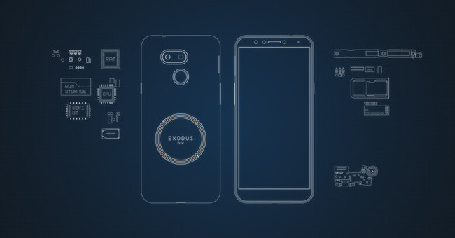 HTCはブロックチェーンスマホの普及機を発表、Zion Vault SDKオープンソース化   TechCrunch Japan