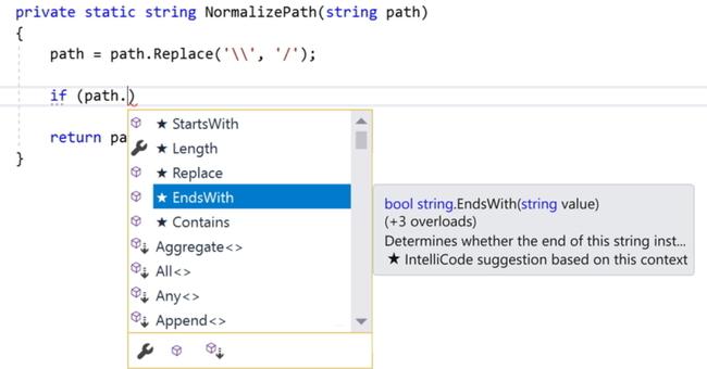 Microsoft、AI技術ベースのコーディング支援機能「IntelliCode」を一般リリース/「Visual Studio 2019」v16.1の一部ワークロードに標準搭載