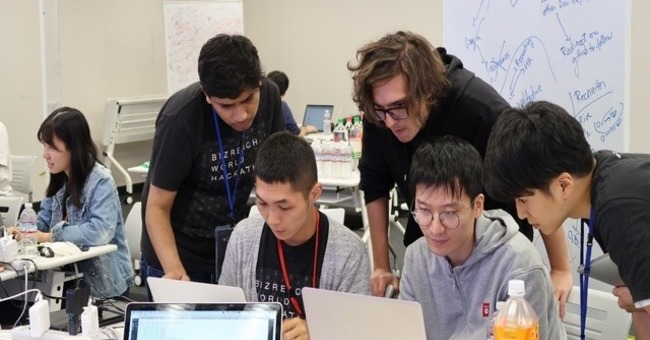 ビズリーチ主催のハッカソンに海外学生エンジニアが集結--優勝賞金1万ドルは誰の手に?