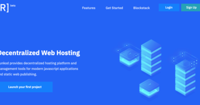 Web3.0時代の分散型Webホスティングサービス「Runkod」