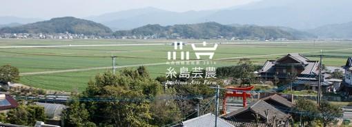 糸島国際芸術祭2014「糸島芸農」