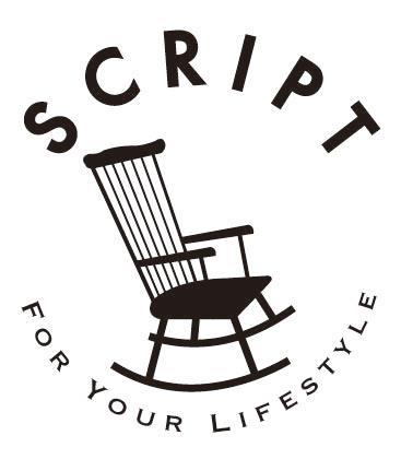 湘南発のリラックスウェア「SCRIPT」