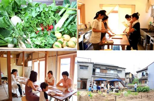 【大阪】畑に佇むレンタルキッチン&サロンスペース