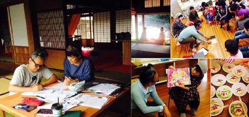 【鳥取】大山アニメーションプロジェクト2014&祭 「地域」×「ひと」×「アート」=新たな創造