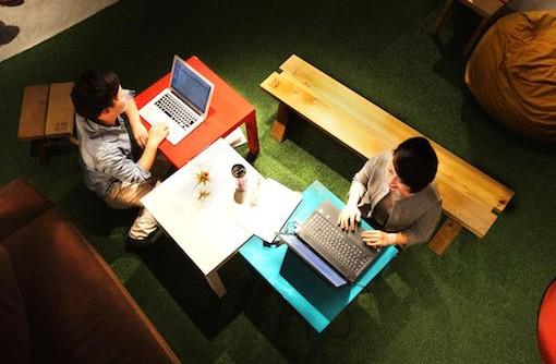 起業家のまち仙台に「つながる」コワーキングスペース