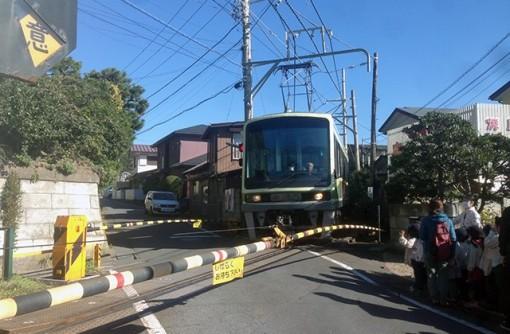 江ノ電ばあさんの街